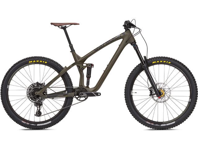 NS Bikes Snabb 160 Carbon MTB Fullsuspension 27,5